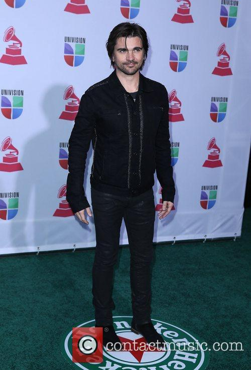 Juanes 13th Annual Latin Grammy Awards held at...