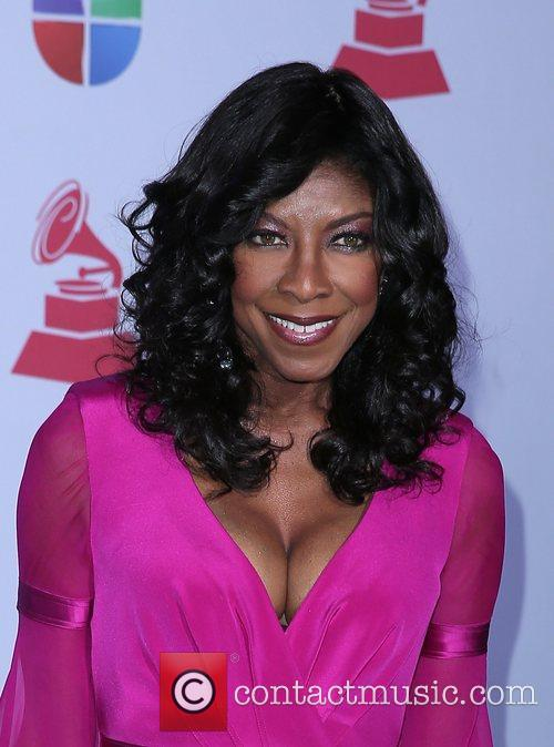 Natalie Cole 13th Annual Latin Grammy Awards held...