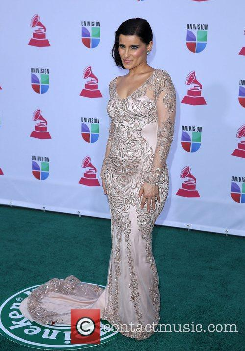 Nelly Furtado 13th Annual Latin Grammy Awards held...