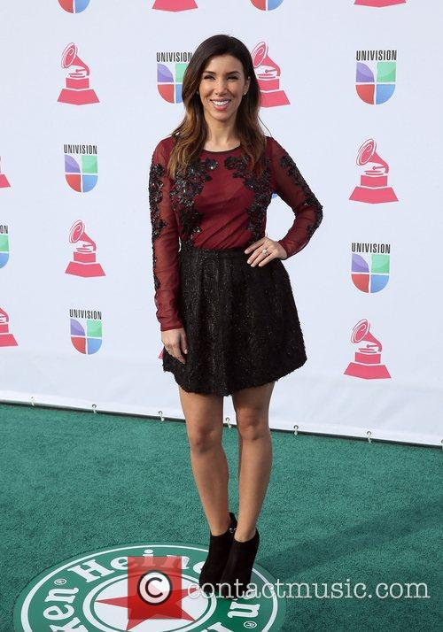 Adrianna Costa 13th Annual Latin Grammy Awards held...