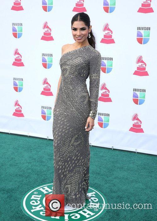 Alejandra Espinoza 13th Annual Latin Grammy Awards held...