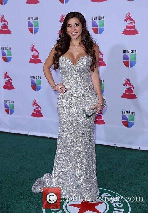 Alexandra Olavarria 13th Annual Latin Grammy Awards held...