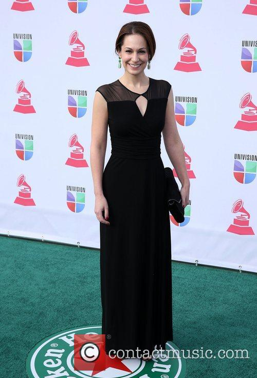 Amanda Knauer 13th Annual Latin Grammy Awards held...