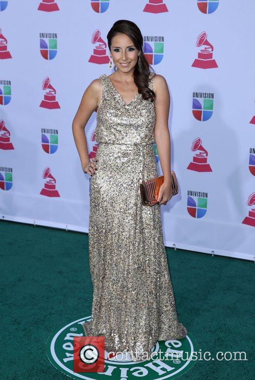 America Sierra 13th Annual Latin Grammy Awards held...