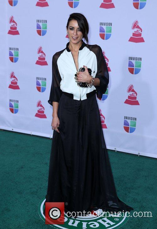Bebe 13th Annual Latin Grammy Awards held at...