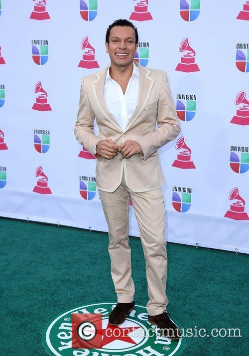 Carlos Anaya 13th Annual Latin Grammy Awards held...