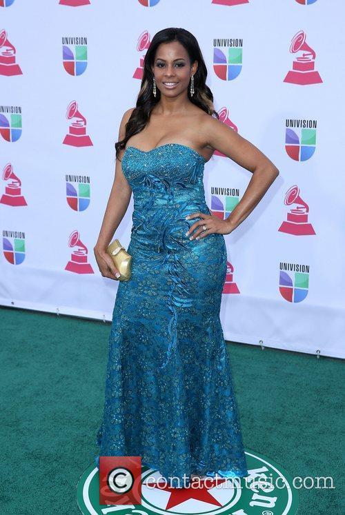 Carolina Catolino 13th Annual Latin Grammy Awards held...