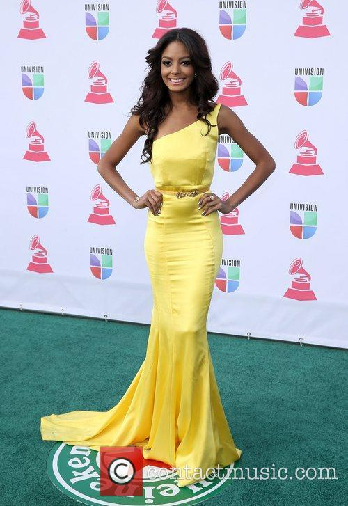 Chantel Martinez 13th Annual Latin Grammy Awards held...