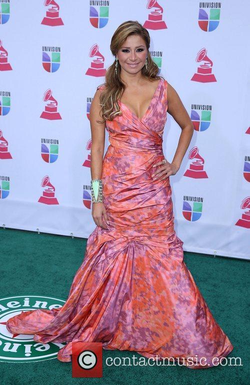 Cristina Eustace 13th Annual Latin Grammy Awards held...