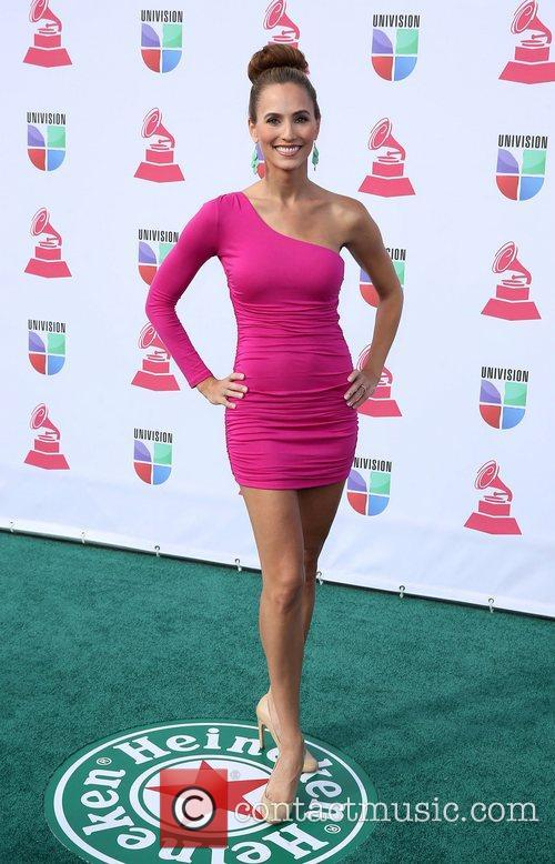 Danielle Demski 13th Annual Latin Grammy Awards held...