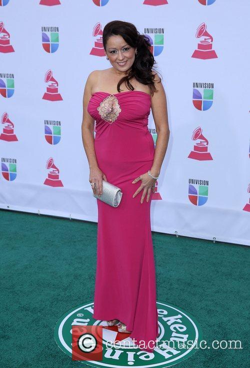 Dawn Diaz 13th Annual Latin Grammy Awards held...