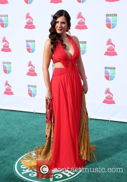 Diana Navarro 13th Annual Latin Grammy Awards held...