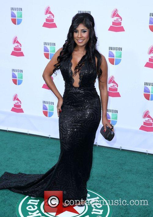 Elizabeth Ortiz 13th Annual Latin Grammy Awards held...
