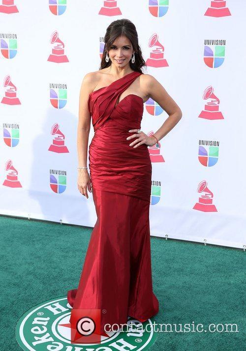 Giselle Blondet 13th Annual Latin Grammy Awards held...