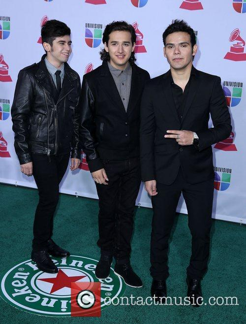 3ball Mty 13th Annual Latin Grammy Awards held...