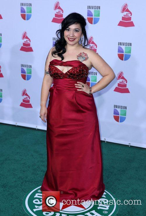 Carla Morrison 13th Annual Latin Grammy Awards held...