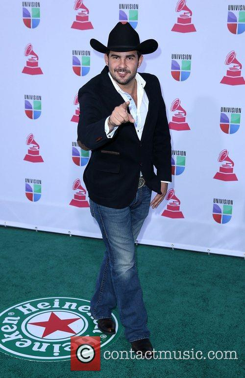 Jerry Bazua 13th Annual Latin Grammy Awards held...