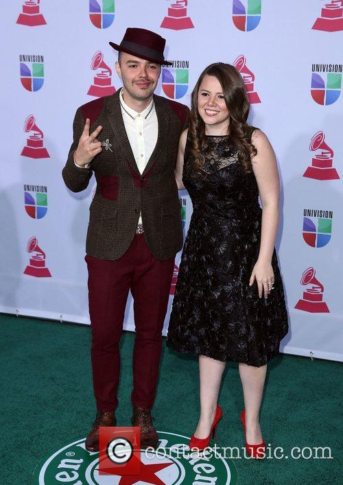 Jesse and Joy 13th Annual Latin Grammy Awards...
