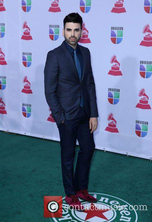 Jomari Goyso 13th Annual Latin Grammy Awards held...