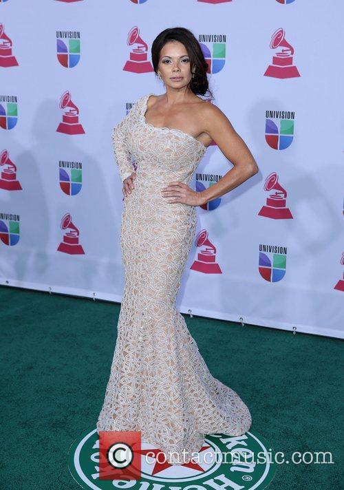 Julie Ferretti 13th Annual Latin Grammy Awards held...