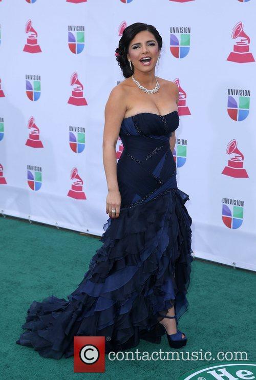 Karen Hoyos 13th Annual Latin Grammy Awards held...