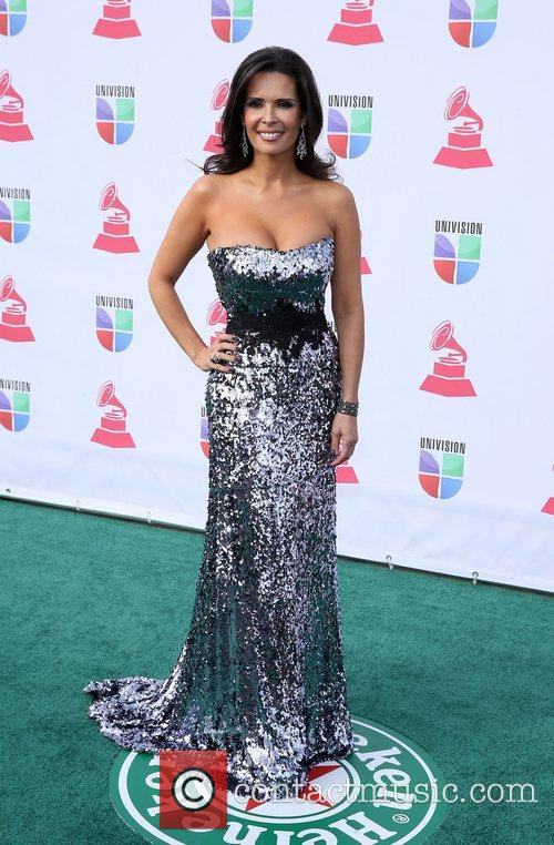 Karent Sierra 13th Annual Latin Grammy Awards held...