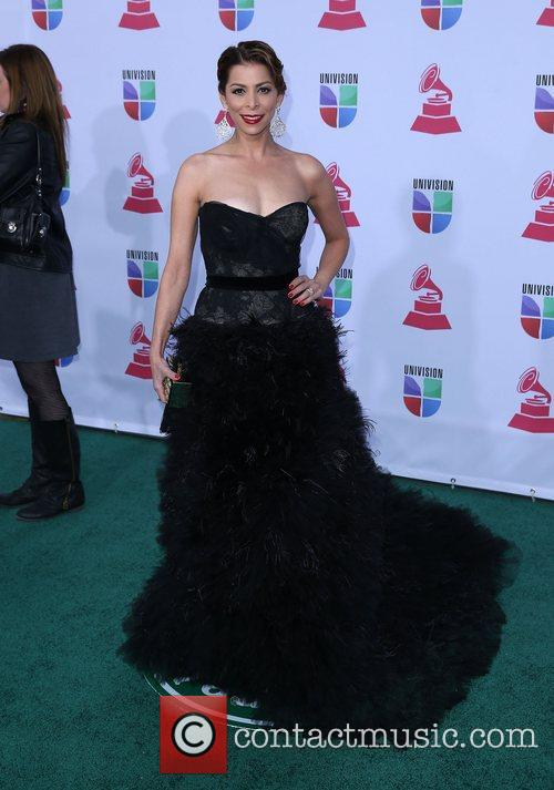 Lourdes Stephen 13th Annual Latin Grammy Awards held...