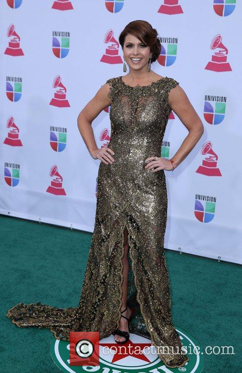 Lucero 13th Annual Latin Grammy Awards held at...
