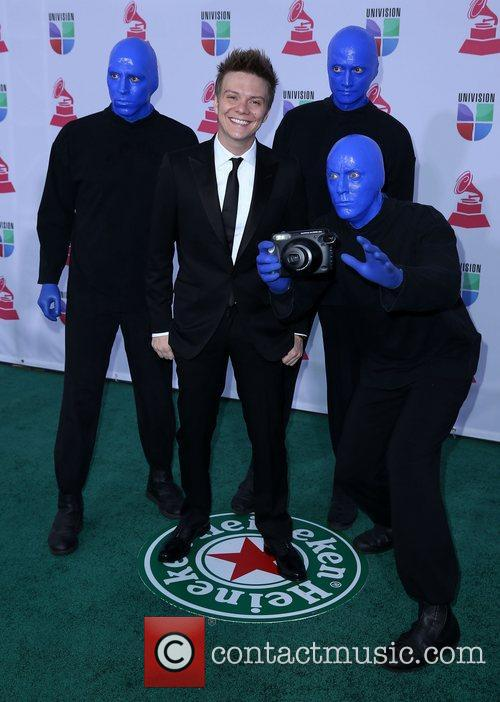 Michel Telo and Blue Man Group 6