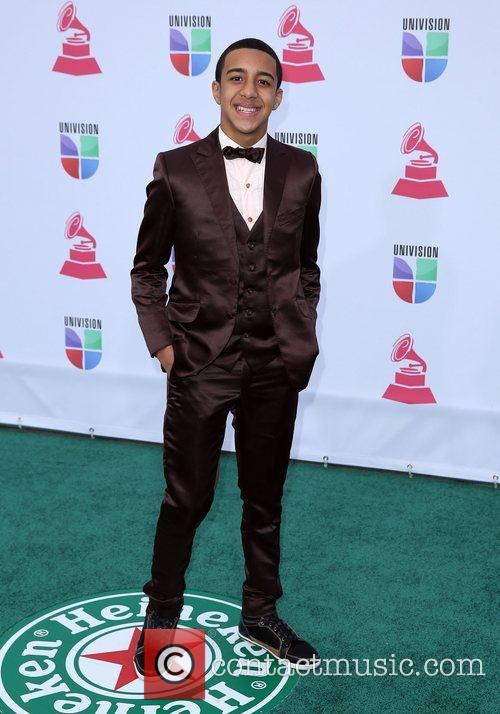 Miguelito 13th Annual Latin Grammy Awards held at...