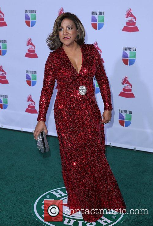 Milly Quezada 13th Annual Latin Grammy Awards held...