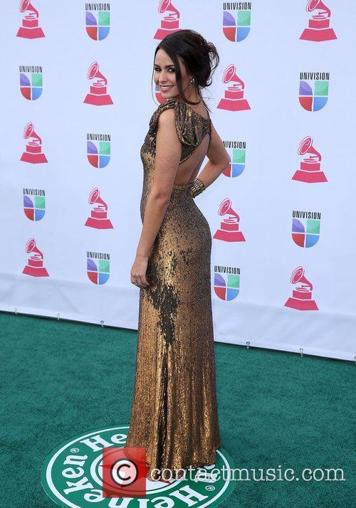 Odalys Garcia 13th Annual Latin Grammy Awards held...