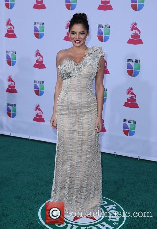 Pamela Silva 13th Annual Latin Grammy Awards held...