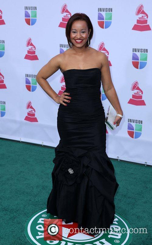 Rossmery Gomez 13th Annual Latin Grammy Awards held...