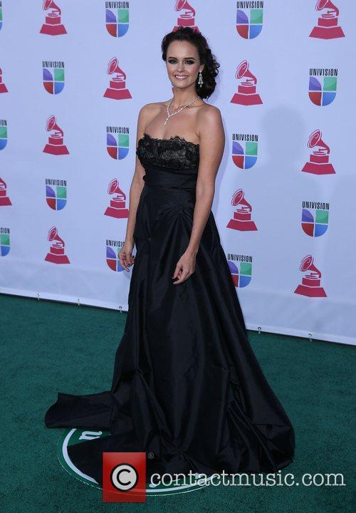 Shaila Durcal 13th Annual Latin Grammy Awards held...
