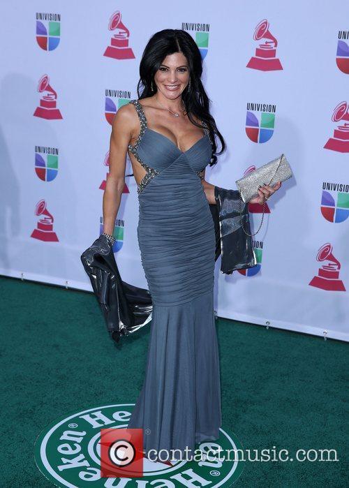 Shirley Pineiro 13th Annual Latin Grammy Awards held...