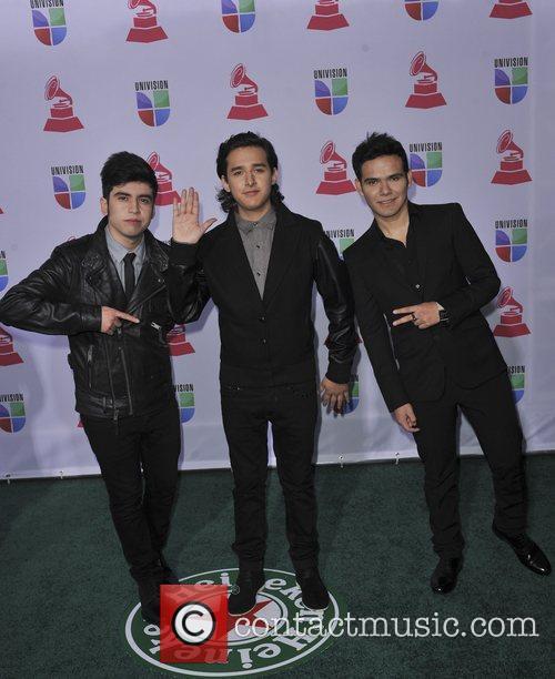 B Ball MTY 13th Annual Latin Grammy Awards...