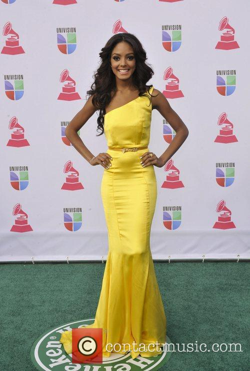 Chantel MartinezChantel Martinez 13th Annual Latin Grammy Awards...