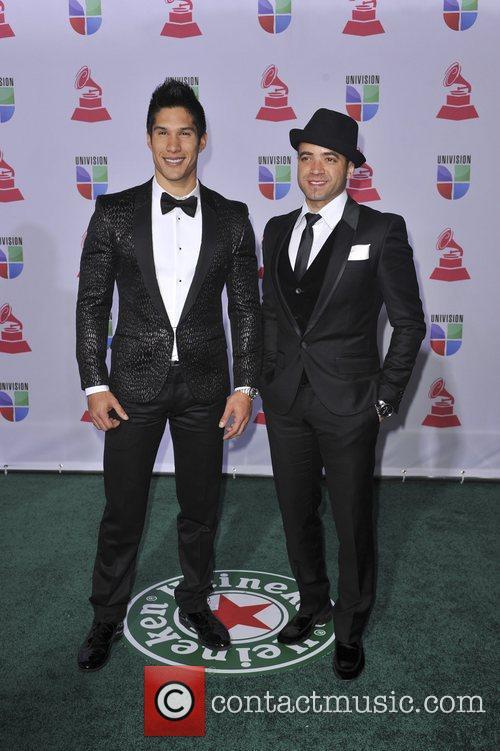 Chino Y Nacho 13th Annual Latin Grammy Awards...