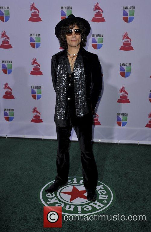 Enrique Bunbury 13th Annual Latin Grammy Awards held...
