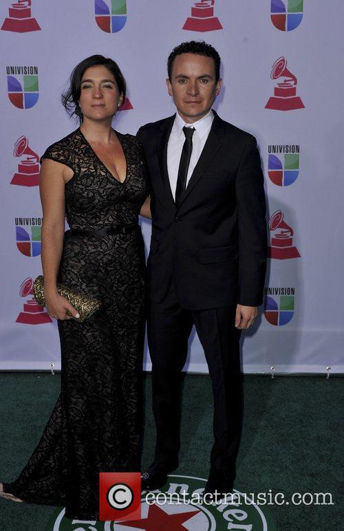 Fonseca 13th Annual Latin Grammy Awards held at...