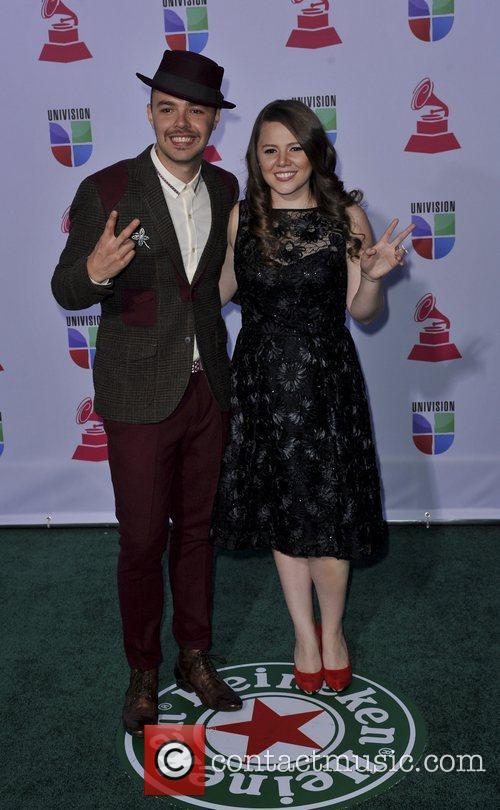 Jesse Huerta, Joy Huerta 13th Annual Latin Grammy...