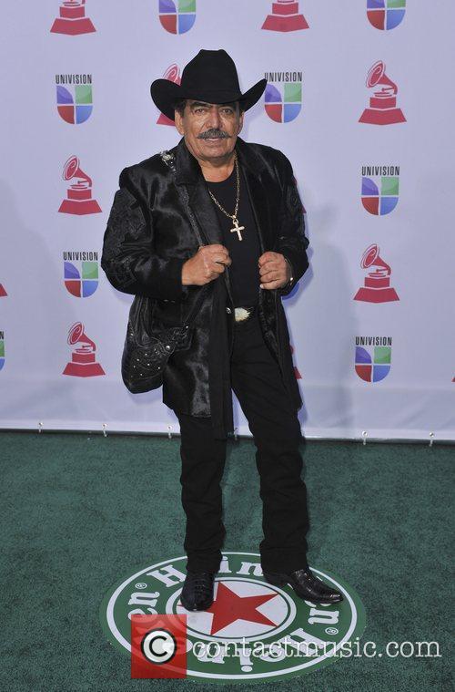 Joan Sebastian 13th Annual Latin Grammy Awards held...