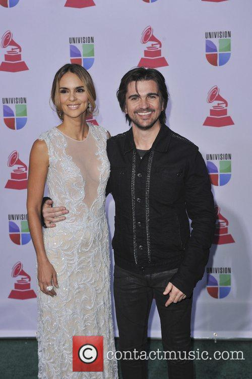 Juanes and Karen Martinez 1