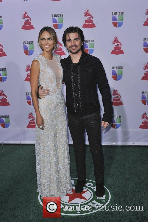 Juanes and Karen Martinez 2
