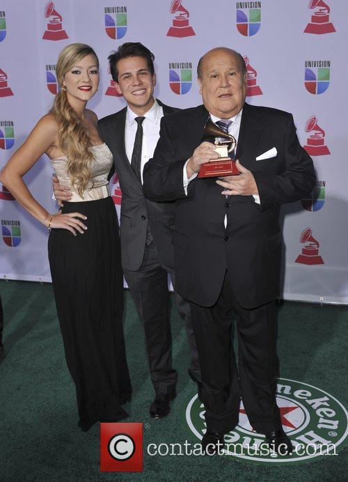 Leo Dan, Nico Dan 13th Annual Latin Grammy...