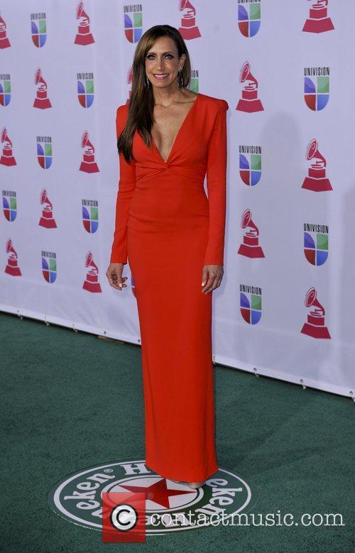 Lili Estefan 13th Annual Latin Grammy Awards held...