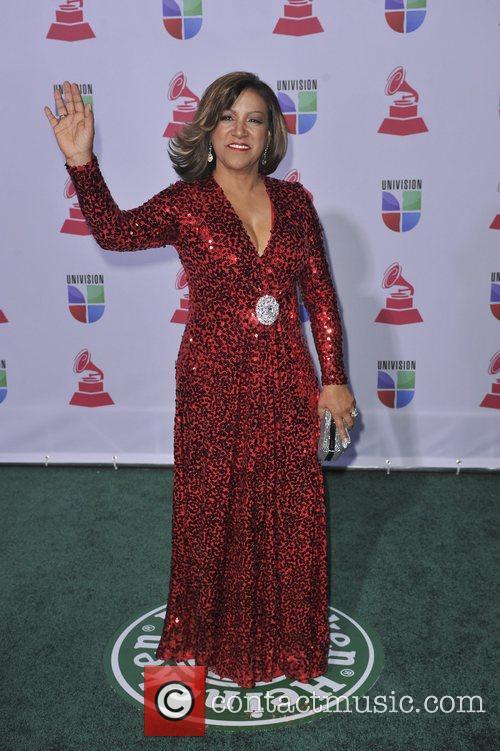 Milly Quesada 13th Annual Latin Grammy Awards held...