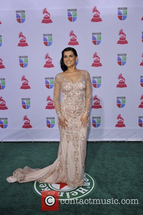 Nelly Furtado 13th Annual Latin Grammy Awards held...