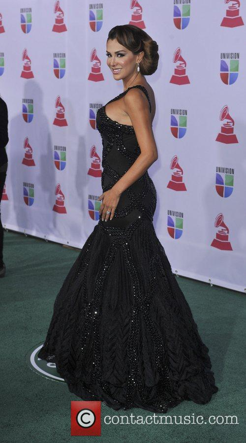 Ninel Conde 13th Annual Latin Grammy Awards held...